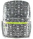 おもちゃ Skull Print Large Boys School Backpack 16 Inch [並行輸入品]