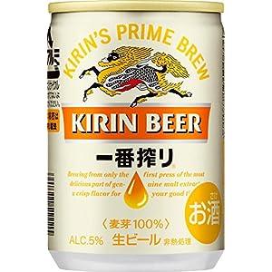キリン 一番搾り 6缶パック 135ml×30本の関連商品1