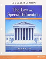 Law and Special Education, The, Enhanced Pearson eText with Loose-Leaf Version -- Access Card Package (4th Edition)