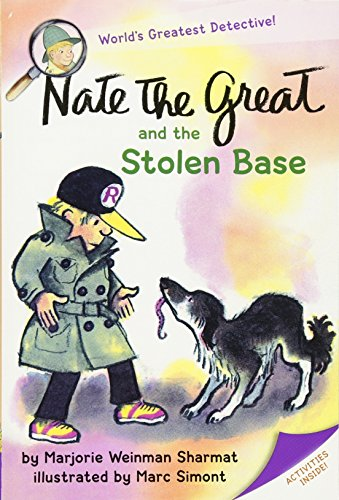 Nate the Great and the Stolen Baseの詳細を見る