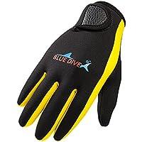 AIRFRIC(エアフリク) ダイビング シュノーケリング グローブ 1.5mm 男女兼用 怪我防止 防寒対策 保温性抜群 特価セールXD1001