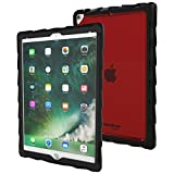 Gumdrop Droptech ケース Apple iPad Pro 10.5 (2017) タブレット用 K-12 学生 教師 子供用 ブラック 頑丈 衝撃吸収 極端な衝撃保護 Apple iPad Pro 10.5 (2017) ブラック Gumdrop Cases