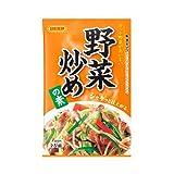 日本食研 野菜炒めの素 15g×6個
