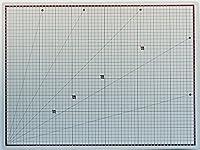 アルテ カッティングマット CMT-03A2 A2サイズ