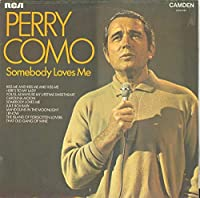 Somebody Loves Me - Perry Como LP