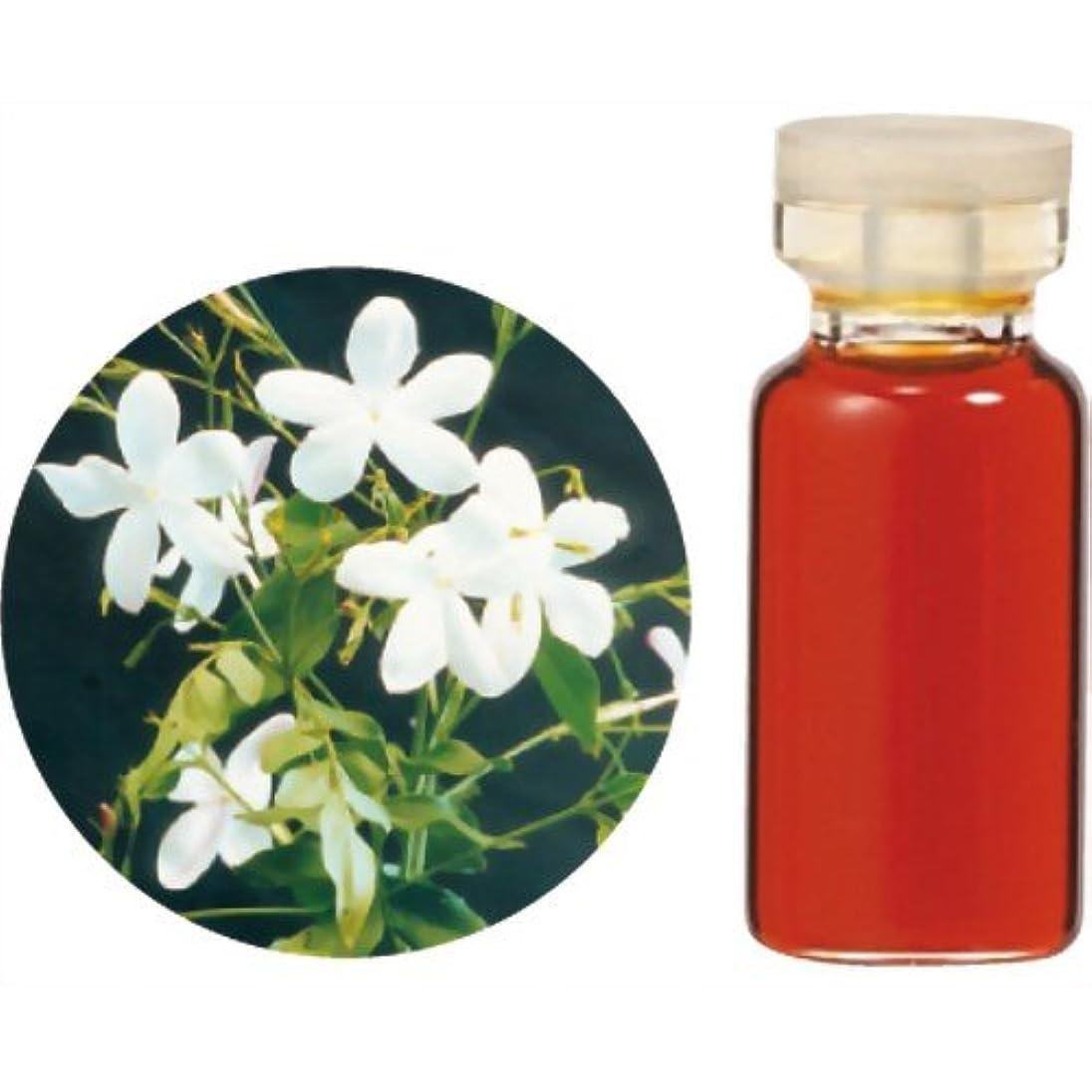 インドソース美容師生活の木 C 花精油 ジャスミン アブソリュート エッセンシャルオイル 3ml