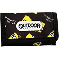 OUTDOOR PRODUCTS × The Simpsons キーケース バート フェイス SSAP409