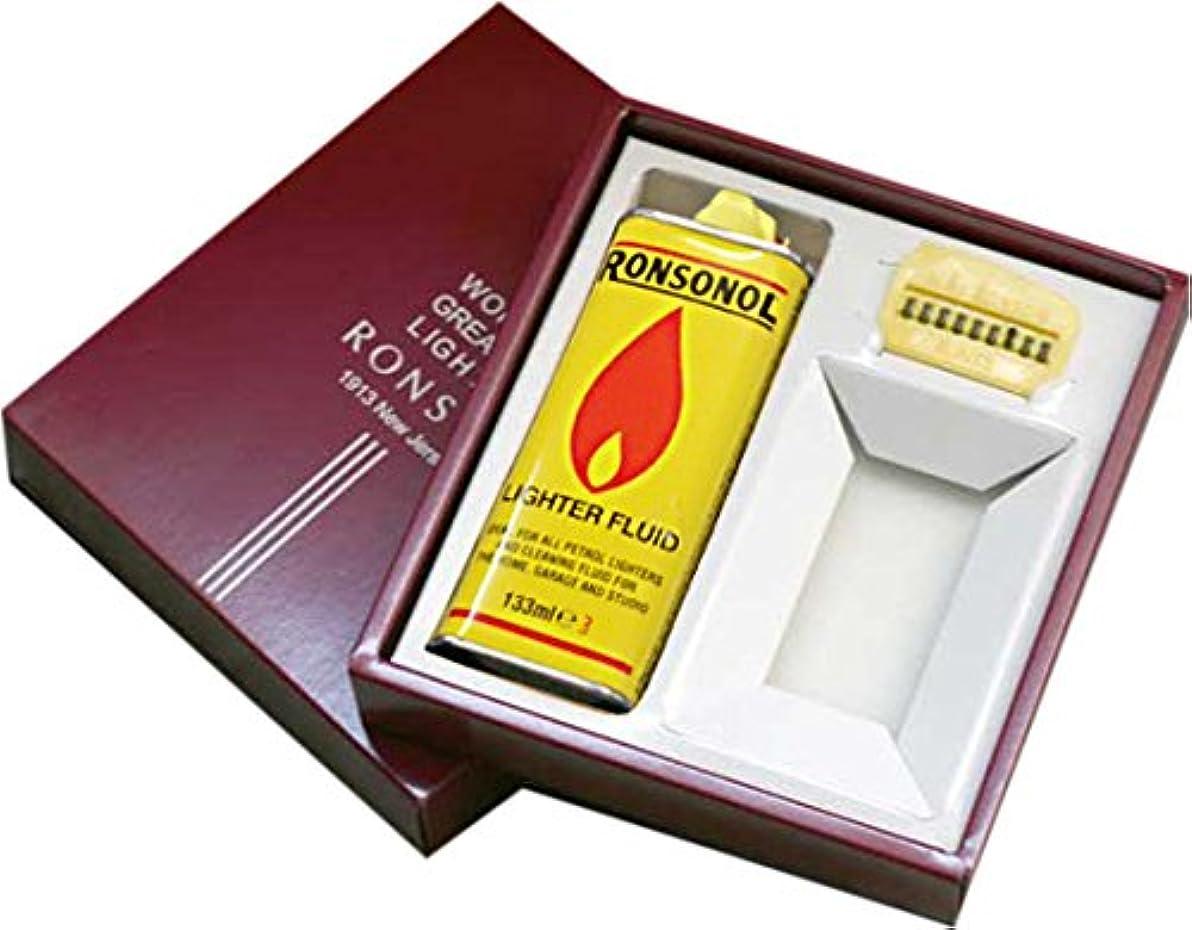 競うイタリック医学RONSON(ロンソン)|消耗品|ロンソンギフトセットオイル|777-0016-01