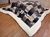 正方形 こたつ 掛け 布団 185x185 cm こたつ布団 厚 掛け タイプ 正方形 (製品サイズ185x185cm こたつ テーブル適応サイズ 幅75~80cm 縦75~80cm ) 中わた: ポリエステル 合繊 ( 合繊繊維 ) 表地 フランネル : ふんわり とろける ような 肌触り 裏地 フリース : ふわもこ 気持ちいい 肌触り 額部分 シープ ボア : ふわふわ で 柔らか な 触り心地 の 羊みたいな もこもこ が とっても かわいい ( コタツ布団 こたつ布団 正方形 正方 普通判 コタツ布団 こたつ布団 こたつ掛け布団 こたつ掛布団 こたつ掛けふとん こたつ掛ふとん あたたかい 暖かい こたつ掛け こたつ掛 コタツ掛け コタツ掛 布団 ふとん フトン 炬燵 こたつ コタツ 掛け 掛 厚掛け 厚掛 布団 ふとん フトン こたつ コタツ 掛け布団 掛布団 掛けふとん 掛ふとん こたつ厚掛け布団 こたつ厚掛布団 こたつ厚掛けふとん こたつ厚掛ふとん コタツ布団 こたつ布団 こたつふとん 正方 正方形 )