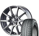 [235/60R18] YOKOHAMA / iceGUARD SUV G075 スタッドレス [2/-] [BEST / ZEPHYR SR10 (SL) 18インチ] スタッドレス&ホイール4本セット CX-7(ER3P)