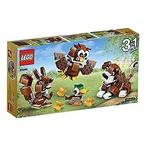 レゴ (LEGO) クリエイター 公園の動物たち 31044