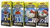 マジンガーZ×ハローキティ ワールドコレクタブルフィギュア 全4種セット