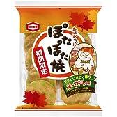 亀田製菓 ぽたぽた焼メープル味 20枚×12袋