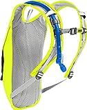 CAMELBAK(キャメルバック) HYDROBAK ハイドロバック ハイドレーションバッグ 自転車用バックパック 軽量 リザーバータンク付き 1.5L(50oz) セーフティーイエロー/ネイビー 18891085 画像