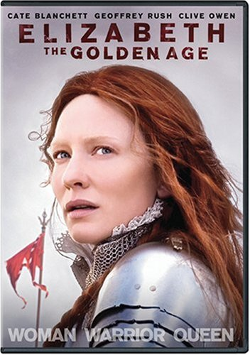 [北米版DVD リージョンコード1] ELIZABETH: THE GOLDEN AGE / (AC3 DOL GFOR WS)