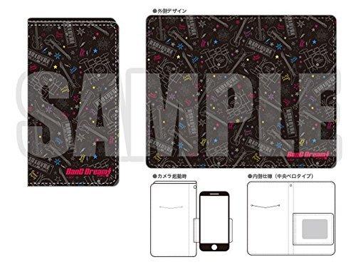 BanG Dream! バンドリ! ガールズバンドパーティ! 手帳型スマートフォンケース ver.2