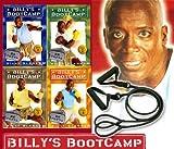 DVD BILLY'S BOOTCAMP ビリーズブートキャンプ DVD 4巻セット 日本語字幕版