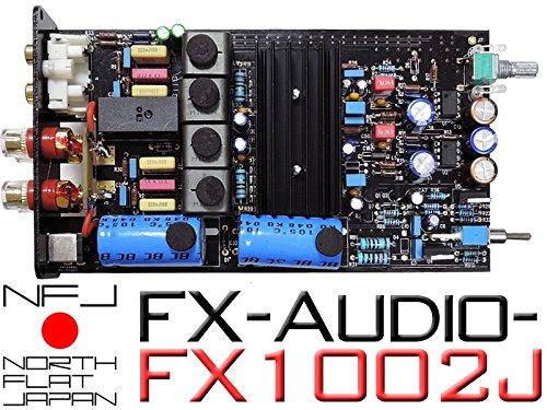 FX-AUDIO- FX1002J【シルバー】TDA7498E搭載デジタルパワーアンプ