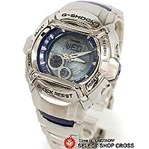 CASIO カシオ G-SHOCK Gショック メンズ腕時計 '03年イルクジ 限定モデル G-500K-2DR 海外モデル ブルー [時計] 逆輸入品