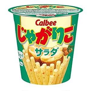 カルビー じゃがりこ サラダ 60g × 12個