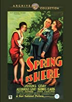 Spring Is Here [DVD]