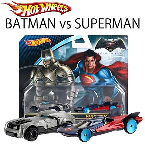 HotWheels アーマードバットマンVSスーパーマン ダイキャストミニカー BATMAN SUPERMAN ホットウィールズ バットモービル 111