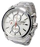 [セイコー] SEIKO 腕時計 クロノグラフ アラーム SNAF43P1 メンズ 海外モデル [逆輸入]