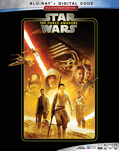 Star Wars: Episode VII: The Force Awakens [Blu-ray]