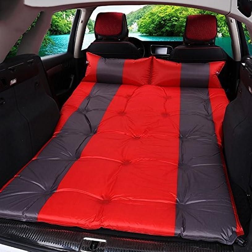 感嘆符バズ努力車のベッドWの膨脹可能なベッドのSuv車のベッド、旅行ベッドの睡眠のマット屋外の車のマットのキャンプの湿気防止のパッドの携帯用折られた旅行車の供給190 * 126 cm