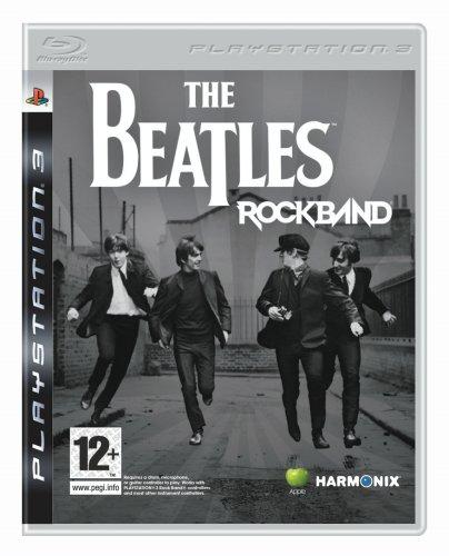 The Beatles RockBand (PS3) (輸入版)