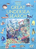 The Great Undersea Search (Look, Puzzle, Learn Series)
