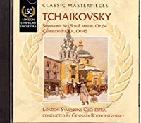 Tchaikovsky - Orchestral Works
