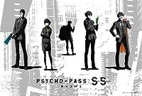 『PSYCHO-PASS サイコパス Sinners of the System』前売り特典 オリジナル クリアポストカード