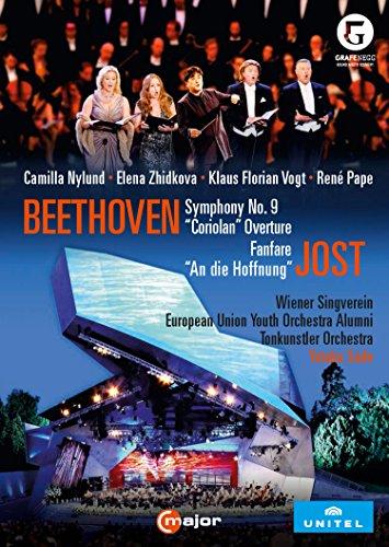 グラフェネッグ音楽祭 10周年記念コンサート (Festive Concert on the Occasion of the 10th Anniversary of the Grafenegg Festival 2016 ~ Beethoven | Jost / Yutaka Sado) [DVD] [輸入盤] [日本語帯・解説付]