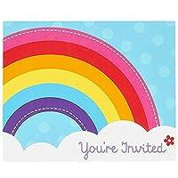 Rainbow Wishes Invitations 虹は招待状の願い♪ハロウィン♪クリスマス♪