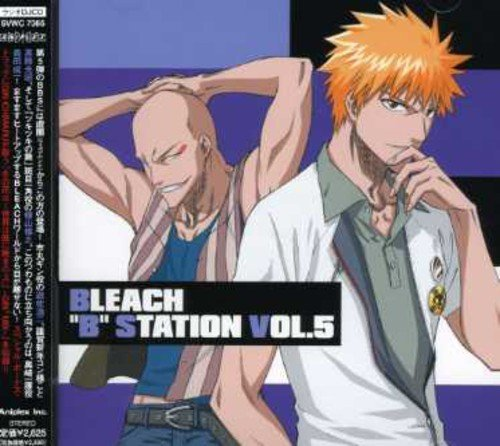 "RADIO DJCD[BLEACH""B""STATION]VOL.5/ラジオ・サントラ"