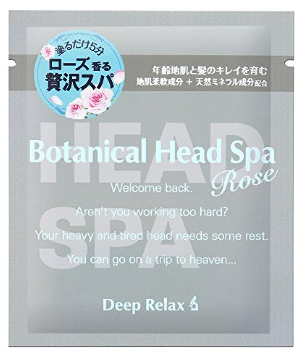 遠洋のテラス準備した髪質改善研究所 ボタニカルヘッドスパローズT 30g