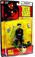 Teen Titans 5 Action Figure Red X Robin