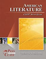 CLEP American Literature Study Guide (Perfect Bound) [並行輸入品]