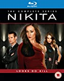 Nikita: The Complete Series [Blu-ray] Season 1 2 3 & 4 [Region Free] [Import]