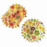 抗菌お弁当カップ フラワー&フルーツ P-3109 トルネ