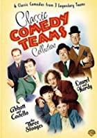 Classic Comedy Teams [DVD] [Import]
