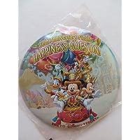 ディズニーリゾート限定 30周年 缶バッジ カンバッジ 気球