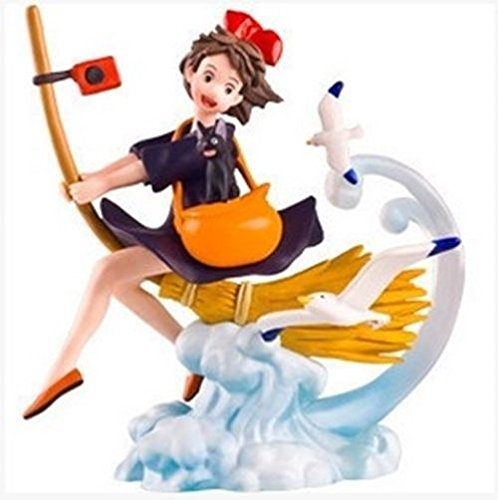 魔女の宅急便 キキ ジジ フィギュア Figurine Statue [並行輸入品]