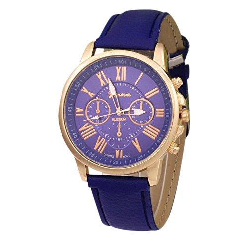 腕時計 ブルー