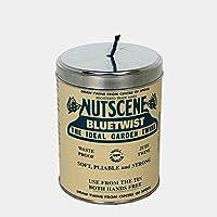 イギリス/Nutscene ナッツシーン|缶入り麻ひも ティン・オー・トワイン/150m ブルー