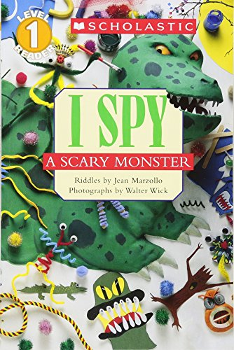 I Spy a Scary Monsterの詳細を見る