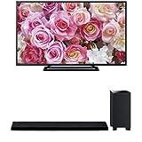 パナソニック 49V型 フルハイビジョン 液晶テレビ VIERA TH-49D305 + 3.1ch シアターバー SC-HTB690-K セット