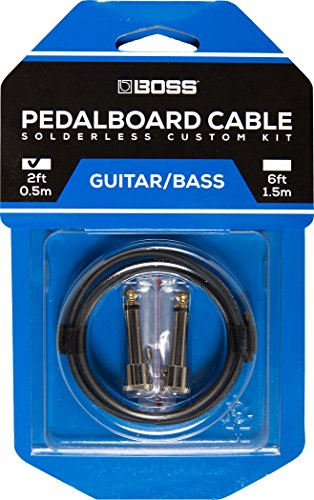 BOSS / BCK-2 Pedalboard cable kit