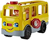フィッシャープライスLittle People Sit With Me School Bus L DJB52
